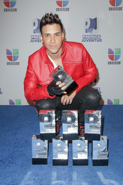 Lo hace de nuevo...El máximo ganador de PJ 2012